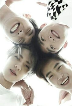 D.O, Suho, Sehun, Chanyeol at EXO #photobookdearhappines