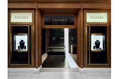 タサキが5つ星ホテルリッツ パリにブティックをオープン