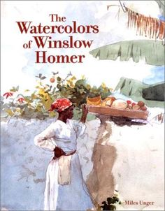 The Watercolors of Winslow Homer by Winslow Homer,http://www.amazon.com/dp/0393020479/ref=cm_sw_r_pi_dp_ucfzsb17RVFDQNGK