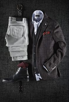 431 best work images on pinterest life hacks computer, tips and  z zegna moleskin cotton pants 。sand gingham shirt 。bill lavin belt 。boss black fur lined boots 。marcoliani pattern wool socks 。