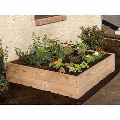 Cedarcraft Cascading Garden Planter 751 Yard Ideas