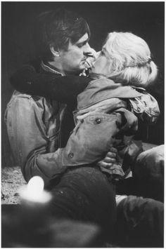 Still of Alan Alda and Loretta Swit in M*A*S*H