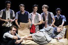 A Pál utcai fiúk- Nemecsek halála Theatre, Acting, Couple Photos, Couples, Boys, Couple Shots, Baby Boys, Children, Theatres