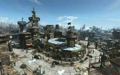Post with 24126 views. Fallout 4 Tips, Fallout Mods, Fallout Nuka Cola, Fallout Art, Fallout New Vegas, Post Apocalyptic Series, Fallout 4 Settlement Ideas, Sanctuary City, Fall Out 4
