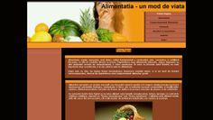 http://www.atestat.org   http://www.atestate-informatica.net    http://www.atestatul.ro   http://www.referate-online.org   Atestat informatica html - Alimentatia-un mod de viata
