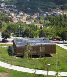 Escola Infantil en Ourense | Abalo Alonso | Ourense (2012) | Foto: Santos-Diez
