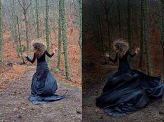 Making of: The dark path / El sendero oscuro