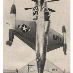 Lockheed XFV-1  -  Jeff Sexton - Google+