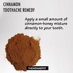 Toothache remedy with cinnamon. Does this really work? I have not tried this yet. has anyone?