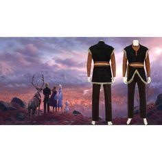 P152 Frozen2 kristoff cosplay costume P152  Frozen2 Kristoff cosplay costume