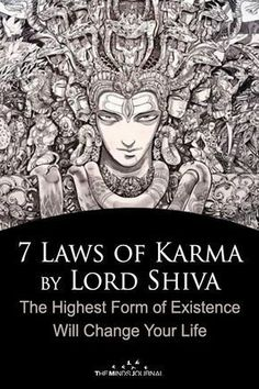 7 Laws of Shiva Karma by Lord Shiva That'll Change Your Life - 7 Laws of Karma by Lord Shiva — the Highest Form of Existence Will Change Your Life - Rudra Shiva, Mahakal Shiva, Shiva Art, Shiva Statue, Hindu Art, Arte Shiva, Shiva Meditation, Law Of Karma, Lord Shiva Family