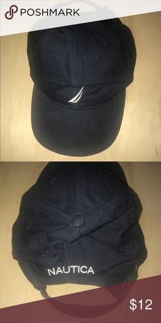 54bbcce5d Dark Blue Nautica Chino Twill J-Class Cap Dark Blue Nautica Chino Twill J-Class  Cap in good condition for sale, only worn once. Nautica Accessories Hats