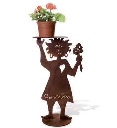 Planter Girl