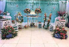 Festa de 15 anos da Sara por Fernanda Klein Arte e Design