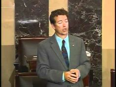 Rand Paul Gets Pissed Off at Lazy Congress for Not Reading Their Own Bills