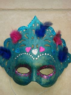 Masque decopatch