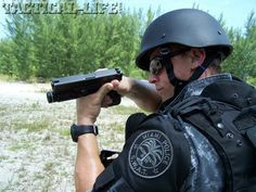 The C.A.R. system: A brutally effective CQB technique used to improve the hit rate.