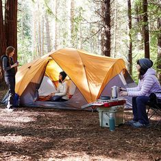 Love the outdoors? Need camping gear but limited funds? Lifehack has assembled a list of essential camping gear for those on a budget. Cheap Camping Tents, Camping Items, Camping Essentials, Camping Hacks, Outdoor Camping, Outdoor Gear, Camping Guide, Camping Store, Camping Gadgets