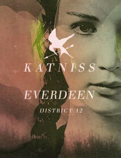 Katniss Everdeen #TheHungerGames #CatchingFire #MockingJay