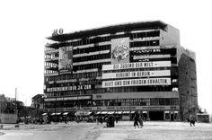Berlin   1933-45+. Columbushaus, Potsdamer Platz, 1940er Jahren
