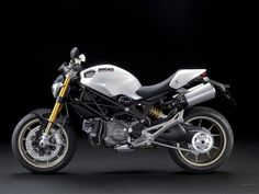 Ducati monster..good look, ouchy price