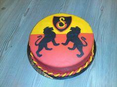 Galatasaray cake!