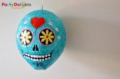 Day of the Dead Pinata – make your own
