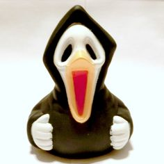 Rubber Ghost Duck