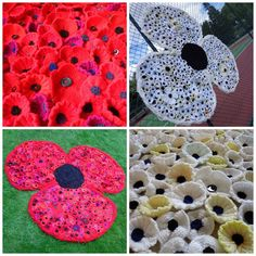 Hippystitch: July 2015 Red Poppies, Presents, Kids Rugs, Park, Gifts, Kid Friendly Rugs, Parks, Favors, Gift
