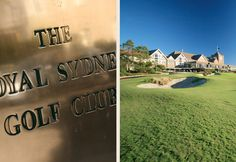 The Royal Sydney Golf Club Classic Interior, Service Design, Golf Clubs, Sydney, Commercial, Mansions, Interior Design, House Styles, Projects