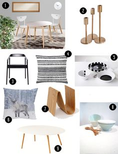 Le style scandinave à petit prix - Hello-Blogzine-Lifestyle