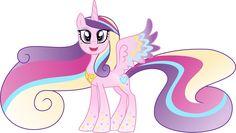 my little pony princess cadence rainbow power ile ilgili görsel sonucu
