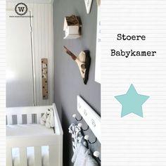 Stoere babykamer