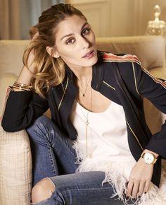 Style icons. Olivia Palermo