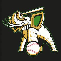 Oakland Athletics alternate logo 1999