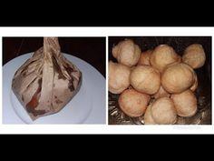 Jamaican Fried Dumpling & Saltfish ( brown paper bag style ) - YouTube Caribbean Recipes, Caribbean Food, Jamaican Fried Dumplings, Everyday Dishes, Jamaican Recipes, Cooking Videos, Brown Paper, Fashion Bags, Good Food