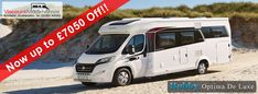 Hobby is renowned as a pioneer of modern caravans and motorhomes. They have sought to make mobile travel easier, more comfortable and more relaxing. Viscount, Rv Travel, New Hobbies, Caravans, Southampton, Happy Campers, Camper Van, Motorhome, Touring