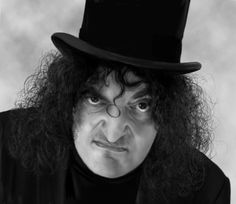 ....jerry sadowitz! the man does real magic.