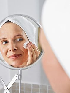 The hormone changes menopause brings affect your whole body, including your skin. Make these changes to your skin care routine for younger-looking skin.
