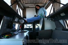 Some excellent rv/van mods on this site!