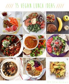 veganlunchideas   15 Vegan Lunch Ideas!