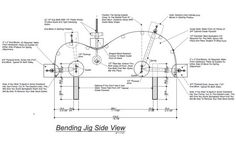 37 Awesome side bending jig images