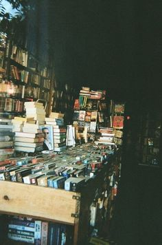 there is nothing like rummaging through old books