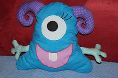 gaaanz liebe Monster <3 Monster, Dinosaur Stuffed Animal, Facebook, Toys, Handmade, Fictional Characters, Animals, Art, Stuffed Toys
