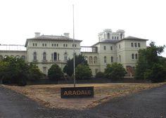 Aradale Mental Hospital | ... Database | Haunted Locations| Australia | Aradale Mental Hospital