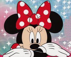 Disney's Minnie Mouse:)
