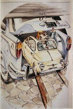 Fiat 500 S, Vintage Cars, Retro Vintage, Fiat Cars, Fiat Abarth, Steyr, Porsche 356, Automobile, Wheels