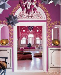 liza bruce elle decor