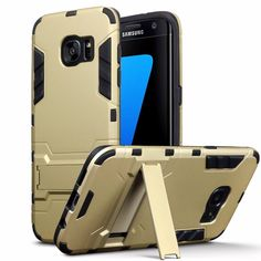 Various Armor Defender Case For Samsung Galaxy S7 S7 Edge Case Shock Proof Protection TPU Cover For Samsung S7 Edge S7 Case Bag