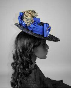 1890s Hat